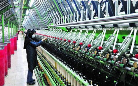 نقش صنعت نساجی در رونق اقتصادی و جهش تولید